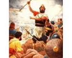 Saul Gains His Kingdom by CF Vos